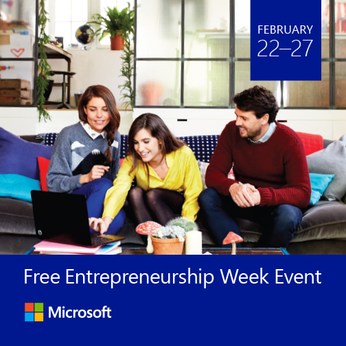 FY16_Winter_Events_EntrepreneurshipWeek_504X504_Facebook