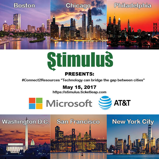 Stimulus Connect2Resources Flyer